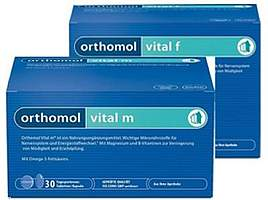 Angebot Orthomol vital m/f