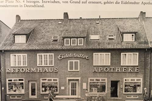 1955 Eidelstedter Apotheke